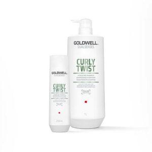 DualSenses Curly Twist Hydrating Shampoo