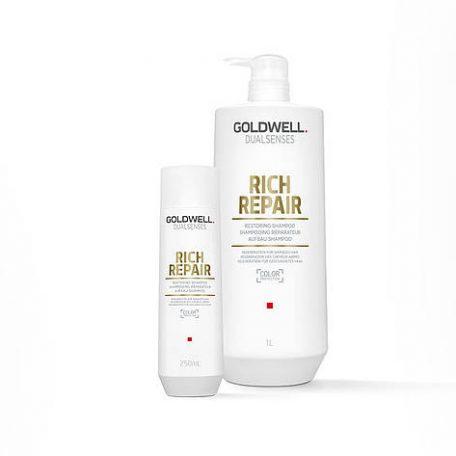 DualSenses Rich Repair Restoring Shampoo