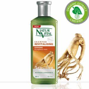 Natur Vital Revitalising Shampoo