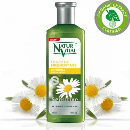 Natur Vital Frequent Use Shampoo