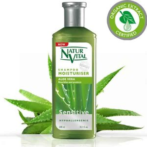 Natur Vital Moisturising Shampoo