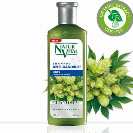 Natur Vital Anti-Dandraff Shampoo
